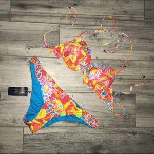 Large bikini Ralph Lauren New Womens swimwear